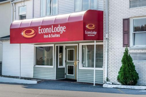Econo Lodge Airport - Reading - Building