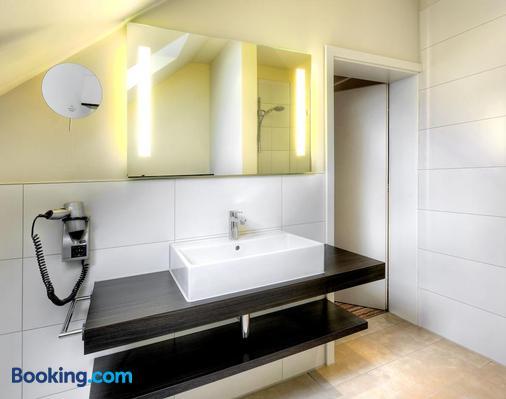 Hotel Tenbrock - Restaurant 1905 - Gescher - Bathroom