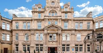 The Exchange Hotel - Cardiff - Rakennus