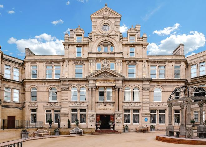 The Exchange Hotel - Cardiff - Building