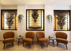 Hotel DE Koophandel - Delft - Sala de estar