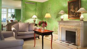 Hotel du Danube Saint Germain - París - Sala de estar