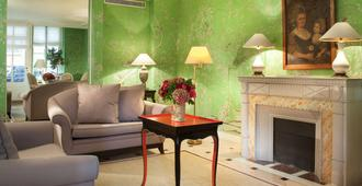 Hotel du Danube Saint Germain - פריז - סלון