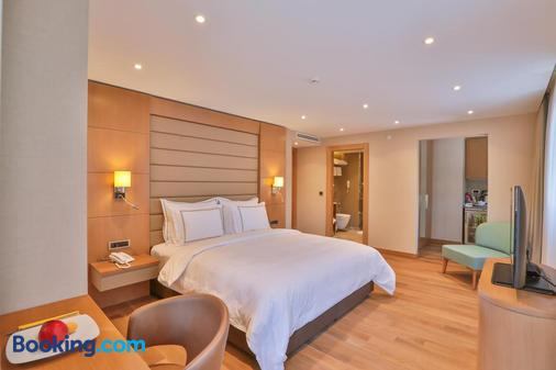 Ada Suites Nisantasi - Istanbul - Phòng ngủ
