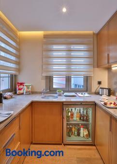 Ada Suites Nisantasi - Istanbul - Phòng bếp