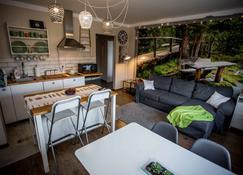 Apartament Zielona Mila - Устрики-Долішні