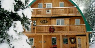 Moss Mountain Inn - Columbia Falls - Edificio