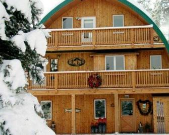 Moss Mountain Inn - Columbia Falls - Edificio