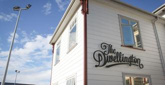 The Dwellington - Hostel - Wellington - Rakennus