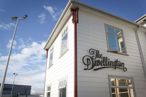 The Dwellington - Hostel - Wellington - Edificio