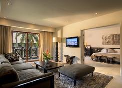 Labadi Beach Hotel - Acra - Sala de estar