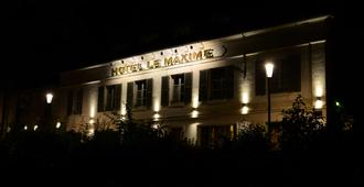 Hotel Le Maxime, BW Signature Collection - Auxerre - Gebouw