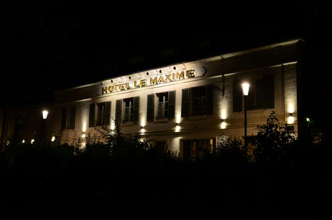Hotel Le Maxime, BW Signature Collection - Auxerre - Building