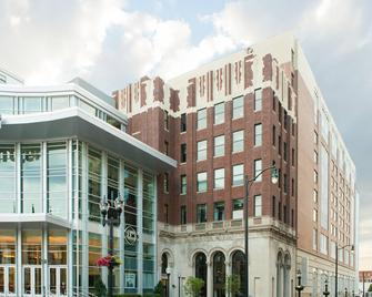 Renaissance Allentown Hotel - Allentown - Building