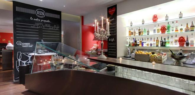 Hotel Ripa Roma - Rome - Bar