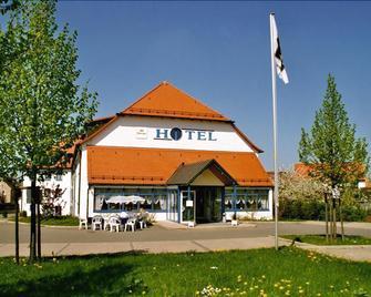 Apart Hotel Gera - Gera - Gebäude