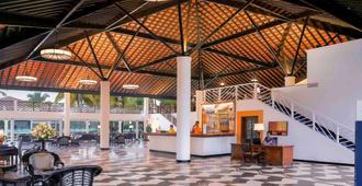 Novotel Goa Dona Sylvia Resort - Cavelossim - Lobby