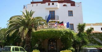 Hotel Tre Torri - Agrigento - Edificio