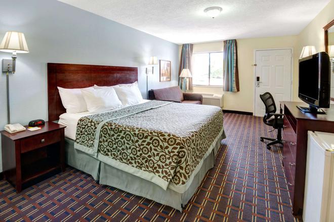 西阿爾伯克爾基戴斯酒店 - 阿爾布奎克 - 阿布奎基 - 臥室