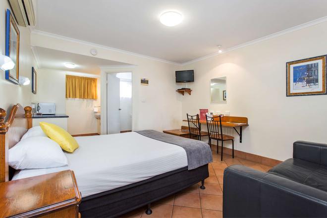 Glenmore Tavern - Rockhampton - Bedroom