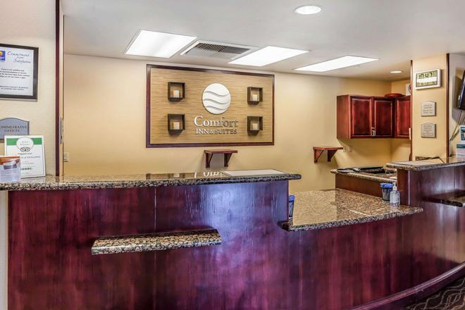 Comfort Inn & Suites Airport Convention Center - Reno - Buffet