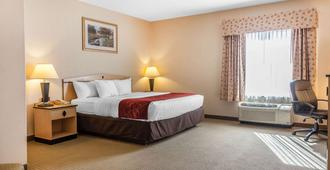機場凱富套房酒店 - 雷諾 - 里諾 - 臥室