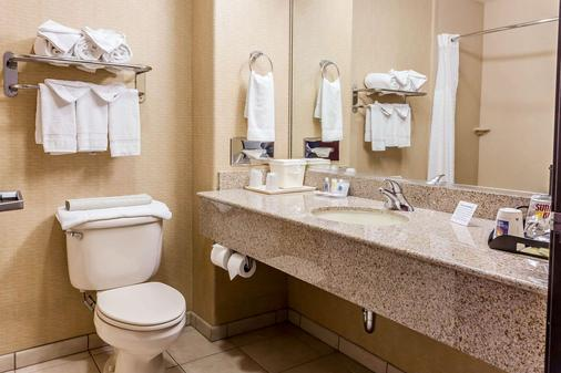 Comfort Inn & Suites Airport Convention Center - Reno - Bathroom