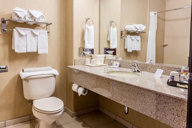 Comfort Inn & Suites Airport Convention Center - Reno - Bathroom