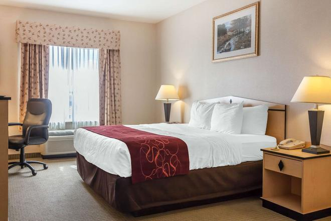 Comfort Inn & Suites Airport Convention Center - Reno - Bedroom