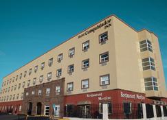 Hotel Conquistador Inn - Ciudad Juárez - Edificio