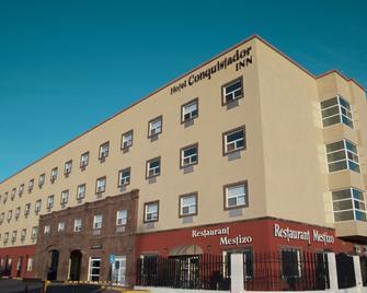 Hotel Conquistador Inn By US Consulate - Ciudad Juárez - Building