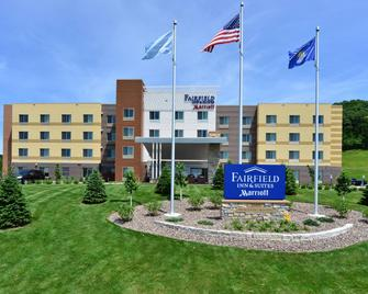 Fairfield Inn & Suites by Marriott Eau Claire Chippewa Falls - Eau Claire - Edificio