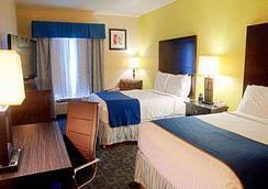 歐文達拉斯沃斯堡國際機場北部速 8 酒店 - 厄文 - 歐文 - 臥室