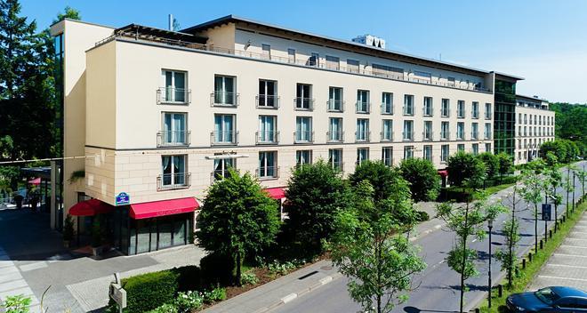 Victor's Residenz-Hotel Saarbrücken - Saarbruecken - Κτίριο