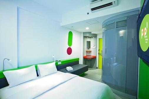 Pop! Hotel Gubeng Surabaya - Surabaya - Schlafzimmer