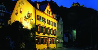 Hotel Zur Post - ברנקסטל קואס - בניין