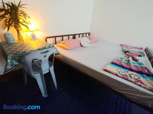 普拉蘇瑞旅館 - 曼谷 - 臥室