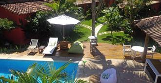 Big Bamboo Casas & Pousada - Trancoso - Pool