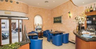 義大利意大利酒店 - 第里雅斯特 - 的里雅斯特 - 餐廳