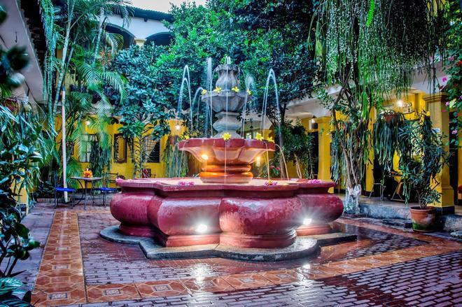 Hotel Posada San Vicente - Antigua - Building