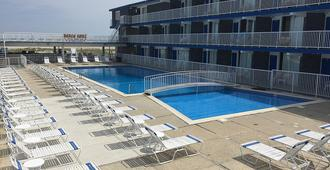 Oceanview Motel - Wildwood Crest - Pool