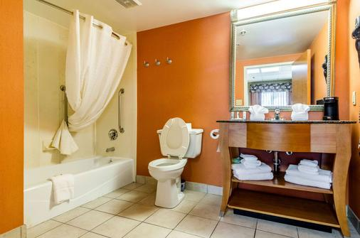 Quality Inn Lumberton - Lumberton - Bathroom