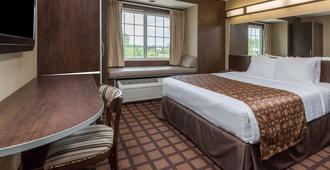Microtel Inn & Suites by Wyndham Jacksonville Airport - Jacksonville - Bedroom