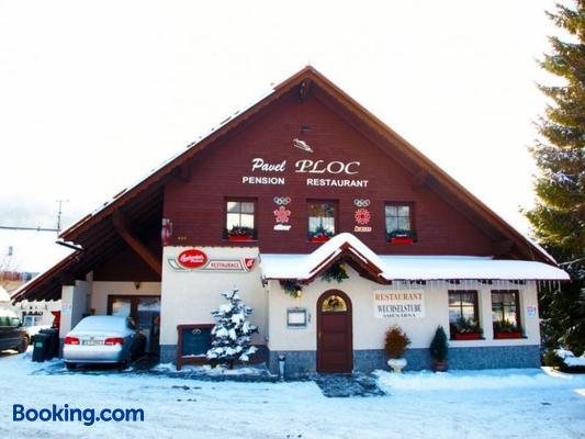 Pension Ploc - Harrachov - Building