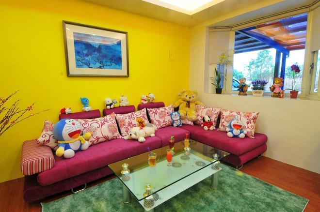 Free World B&B - Wujie - Living room