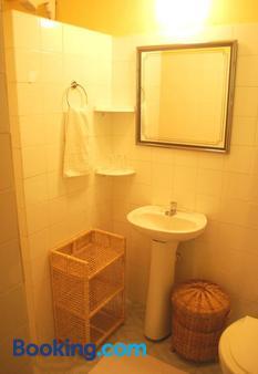 Hotel Fazenda Sitio Nosso Paraiso - Saquarema - Bathroom