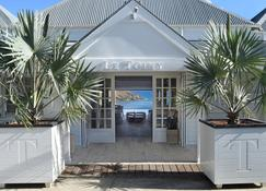 Hotel Le Toiny - Gustavia - Vista del exterior