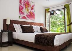 Las Rosas Hotel Boutique - Medellín - Bedroom