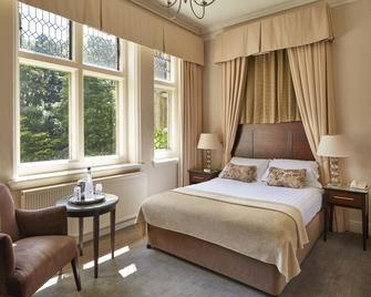 Macdonald Frimley Hall Hotel & Spa - Кемберли - Спальня