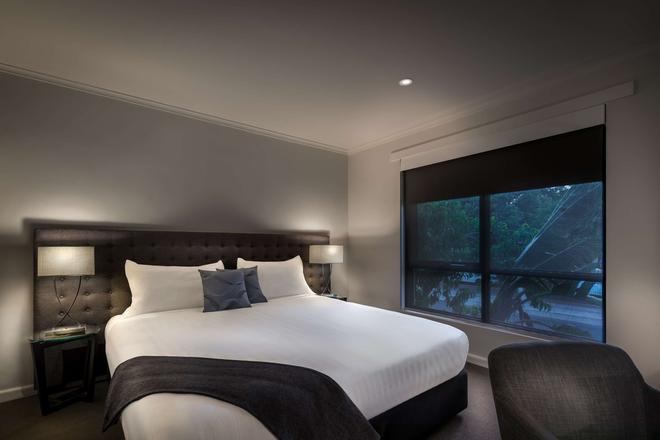 Crest on Park - Melbourne - Bedroom